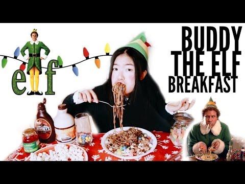 Buddy The Elf Breakfast. 🎄🍝🍫