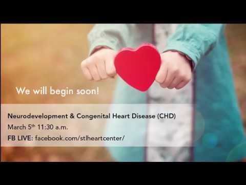 Facebook Live: Neurodevelopment & congenital heart disease