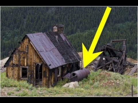 Top 4 Creepiest Abandoned Places In America
