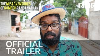 The Misadventures of Romesh Ranganathan: Trailer - BBC