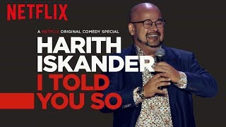 Harith Iskander: I Told You So | Official Trailer [HD] | Netflix