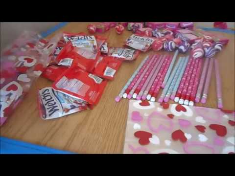 Diy Goodie Bags 2017 Valentines Day Bags Valentine Day Bags