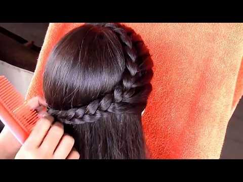Hairstyle for Medium Hair || Medium Hair Hairstyle For Girls