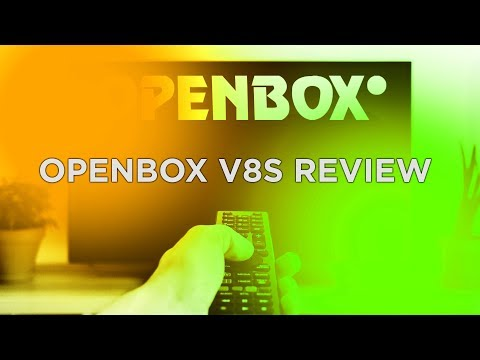 Openbox V8S Review- How to get Free TV!!!