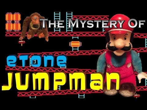 The Mystery of the First Mario Plush (Etone, 1978/1981)