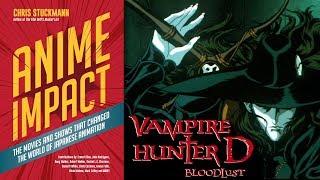 Vampire Hunter D Bloodlust - Anime Impact