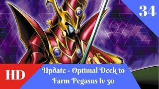 duel links farming pegasus