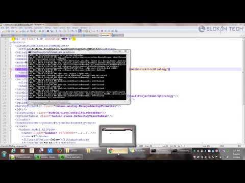 Jenkins - Disable Authentication   Windows   Password Reset   ReConfigure Admin User
