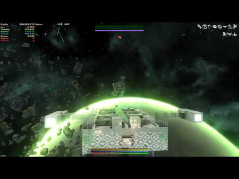 Avorion: Building Space Stations, Docks and Mining Facilities