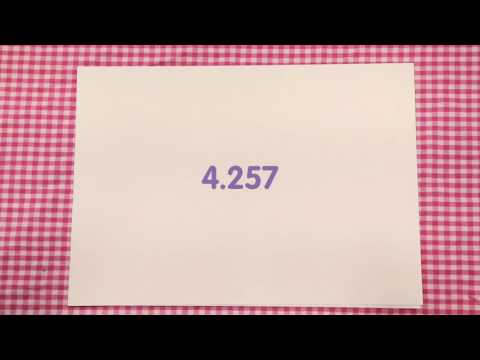 Maths resources for parents/carers  –  Key Stage 2- 7 to 11 year olds - Decimals
