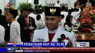 Paskibraka dan Anggota Paduan Suara Dapat Hadiah dari Jokowi