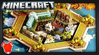 this Minecraft 10 Year Map ASTONISHED me...