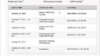 What are you doing USPS.....