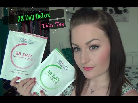 My Thintea 28 Day Detox Experience