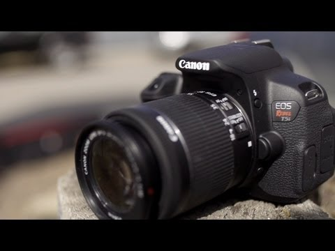 Canon Rebel T5i (700D) Hands-On