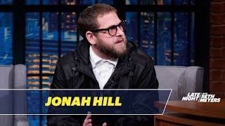 Download Jonah Hill Tells the Backstory of the SNL Character Adam Grossman Video