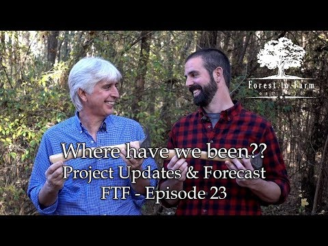 Where have we been?? Project Updates & Forecast - FTF E023