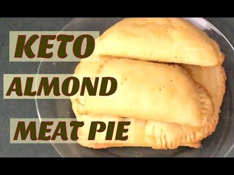 KETO//ALMOND MEAT PIE