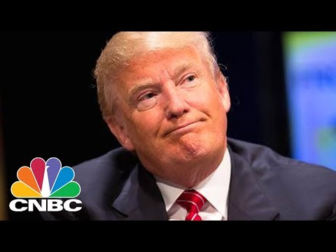 President Trump Attacks Merck CEO For Stepping Down From Manufacturing Council In Protest | CNBC