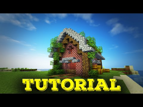 How to Make a Barn in Minecraft
