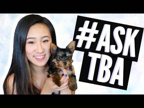 I GOT A PUPPY! | #AskTBA