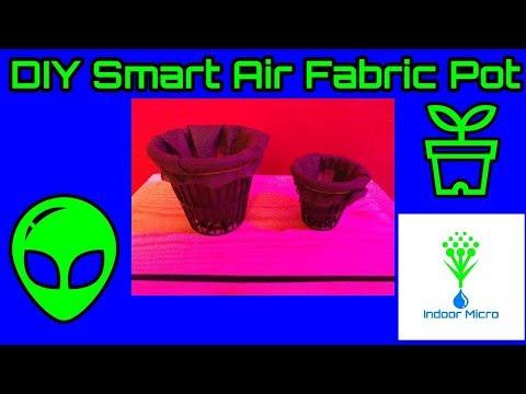 DIY Grow Bag Smart Pot Air Pot Fabric Pot Hack!