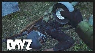 Ambushing Wolf Hunters - Dayz .62