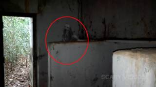 Ghostly Man Caught On Camera | Real Haunting Place | Real Ghost Videos | Paranormal Activity