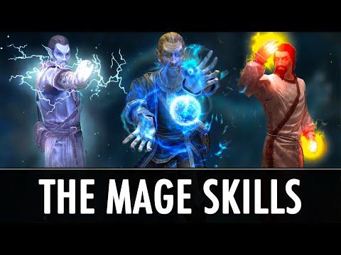 Skyrim Mod: The Mage Skills - Perk Overhaul - Ordinator