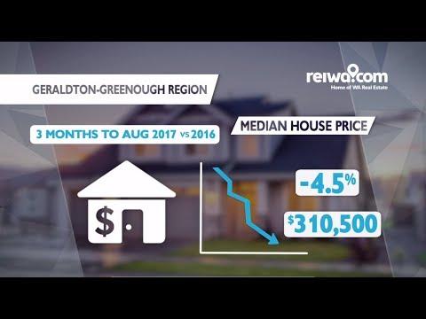reiwa.com Geraldton-Greenough Regional WA Market Update – August 2017