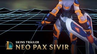 Neo PAX Sivir | Gameplay Trailer - League of Legends