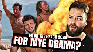 Anmelder ALLE deltakerne i Ex on the Beach 2020!