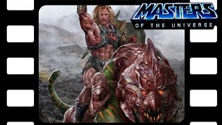 He-Man Official Movie Release Date 2019! Michael Bay Directing??