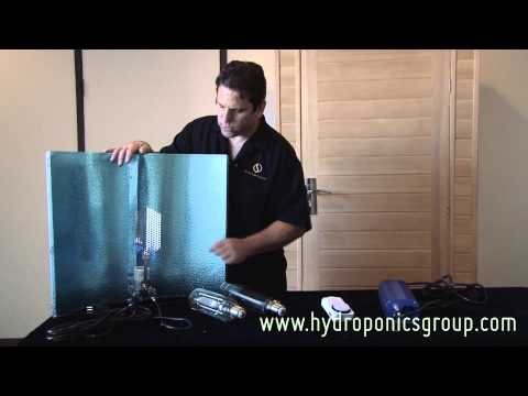 1000 Watt High Intensity Grow Light Kit