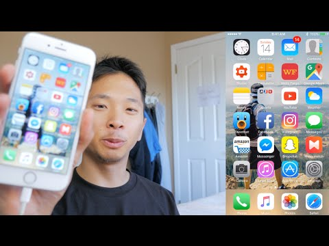 What's on my iPhone 2016