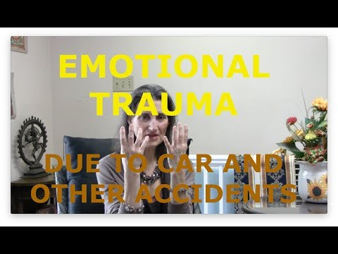 Emotional Traumas as Effects of Car and Other Physical Accidents - Interview with Lynn Himmelman