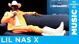 Lil Nas X Explains What 'Old Town Road' Means & His Future Collabs   CMA Fest 2019
