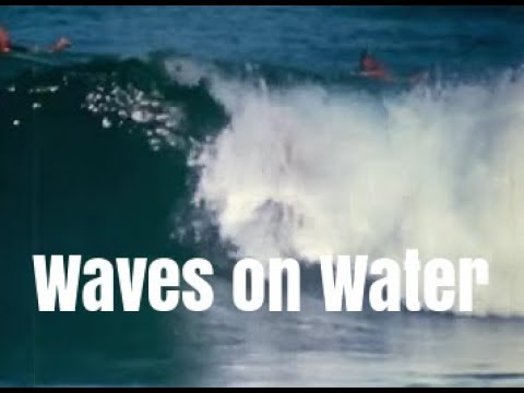 The Science of Waves on Water - Physics of an Ocean Wave - Classroom Video