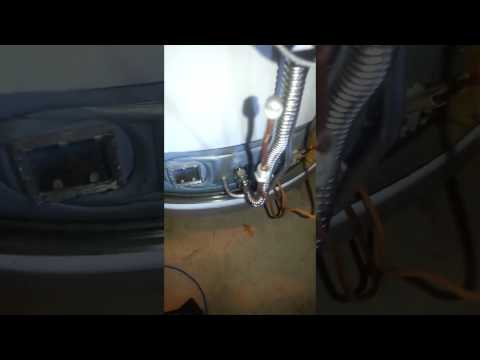 cleaning thermocouple tip on hot water tank