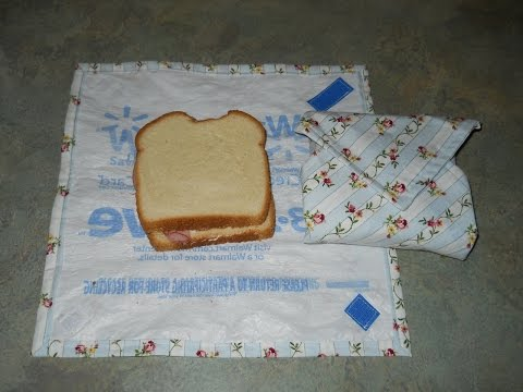 Reusable Sandwich Wraps