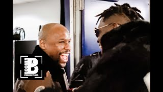 Antonio Brown | Ruiz Vs Davis Fight Behind The Scenes Vibes (Featuring Mayweather)
