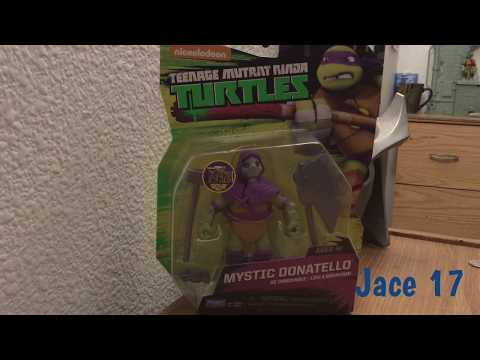 TMNT TOYS 3- Mystic Donatello Figure