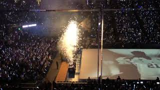 Download Player introductions at Big Blue Madness 2018 Video