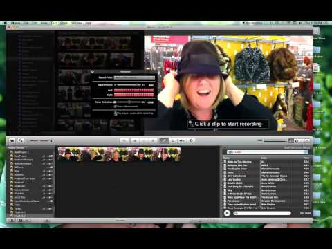 iMovie Tutorial: How To Do Voiceover