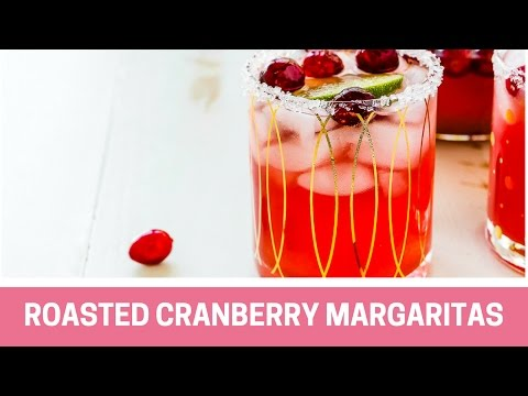 Roasted Cranberry Margaritas Final