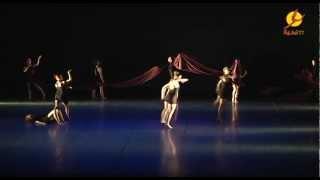 Dancité Jazz 2013 : 13. Le jardin de la Danse - chorégraphe: Nadine Keirsschieter