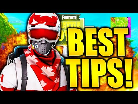 HOW TO GET SOLO WINS FORTNITE TIPS AND TRICKS! HOW TO GET BETTER AT FORTNITE PRO TIPS SEASON 4!