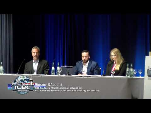 Strategic Partnerships moderated by Kris Krane ICBC Berlin 2018