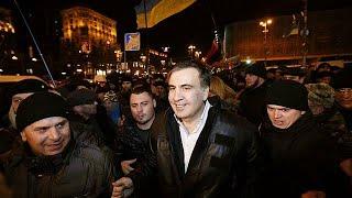 اوکراین؛ میخائیل ساکاشویلی آزاد شد