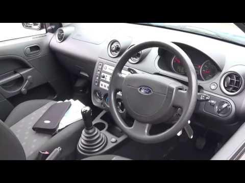 Ford FIESTA 1.25 Finesse 3dr U306038